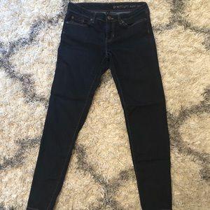 Gap Jeans, Super Skinny, Size 6